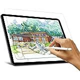 [2 Pack] Paperfeel Screen Protector for iPad Air 4 2020 10.9 inch/iPad Pro 11 inch, Fojojo Anti Glare Matte PET Paperfeel Fil