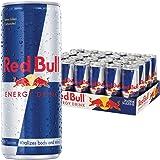 Red Bull, 24er Pack (24 x 250 ml) (ohne Pfand, Lieferung nur nach Österreich)