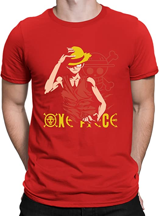 Angry Sailor One Piece Straw Hat Anime Series Monkey