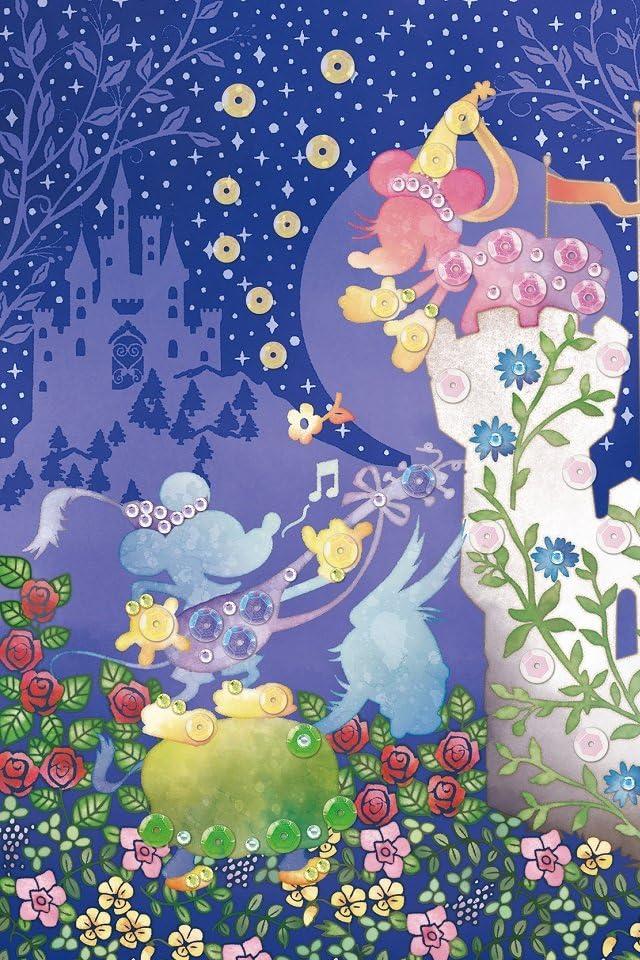 ディズニー ミッキー&ミニー iPhone(640×960)壁紙画像