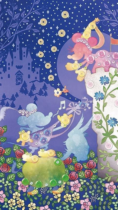 ディズニー ミッキー&ミニー XFVGA(480×854)壁紙画像