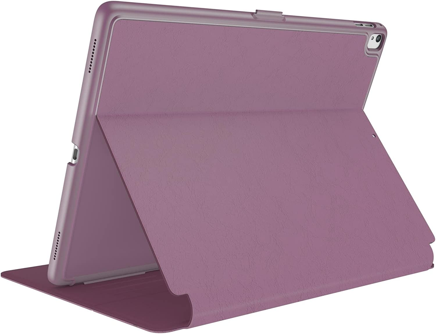 Speck Products BalanceFolio iPad Air (2019) Case (Also fits 10.5-inch iPad Pro), Plumberry Purple/Crushed Purple/Crepe Pink (128045-7265)