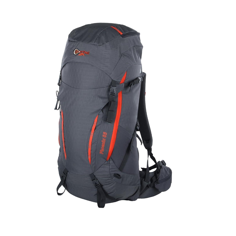 Portail Phoenix 65 – Sac à Dos de Trekking 65 l, Poches de Rangement Multifonctions, de Pluie, pour système d'hydratation, 2350 g  -