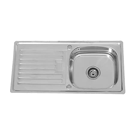 Kitchen Sinks With Drain Boards Wow Blog