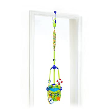 Baby Einstein Sea u0026 Discovery Door Jumper  sc 1 st  Amazon.com : door jumper - pezcame.com