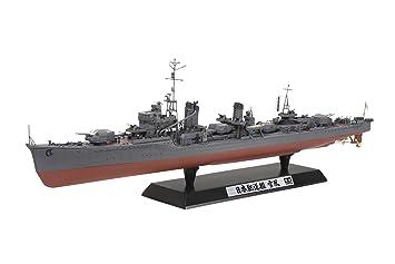 1350 Yukikaze Plastik Savaş Gemisi Maket Kiti Amazoncomtr