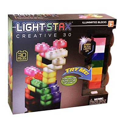 Light Stax Creative 30: Toys & Games