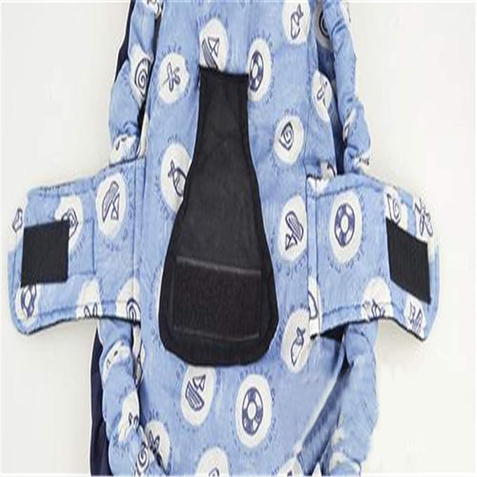 BABIFIS Nouveau-n/é Porte-b/éb/é Swaddle Sling Infant Poche dallaitement Avant Carry Wrap Pure Cotton Allaitement Nourrir Carry Bag