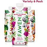 Ready to Drink Organic Vegan Superfood Soup Variety Pack