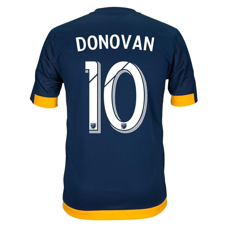 Adidas DONOVAN #10 LA Galaxy Away ギャラクシー Soccer Jersey Galaxy 2016 YOUTH(Authentic - YOUTH(Authentic name & number)/サッカーユニフォーム LA ギャラクシー アウェイ用 ドノバン ジュニア向け B01CTCOU9S Y-Small, ゼンオンライン:81c170e8 --- mail.liquidflo.com.my