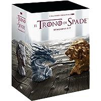 Il Trono Di Spade  - Stagioni 01-07 Stand Pack (34 Dvd)