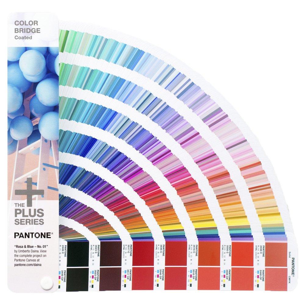 Pantone GG6103N Plus ColorBridge Guide Coated, Multicolor: Amazon.es: Bricolaje y herramientas