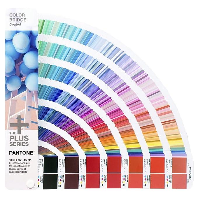Pantone Plus Gg6103n Colorbridge Guide Coated Multi Colour Amazon