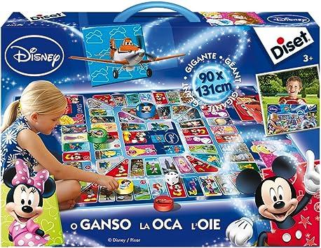Diset - Juego Gigante de la Oca con Personajes Disney (46579 ...