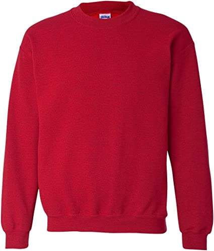 Gildan Men's Fleece Crewneck Sweatshirt at Amazon Men's