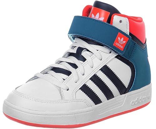 Adidas Varial Mid J - C77647 - Color White - Size  6.0  Amazon.ca ... 451e1ceb859d