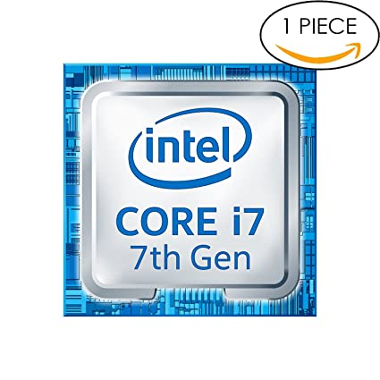 Intel Core i7 Inside Sticker 18mm x 18mm with Authentic Hologram