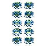 """10 X FastCap T20034 1"""" x 50' Speed Tape"""
