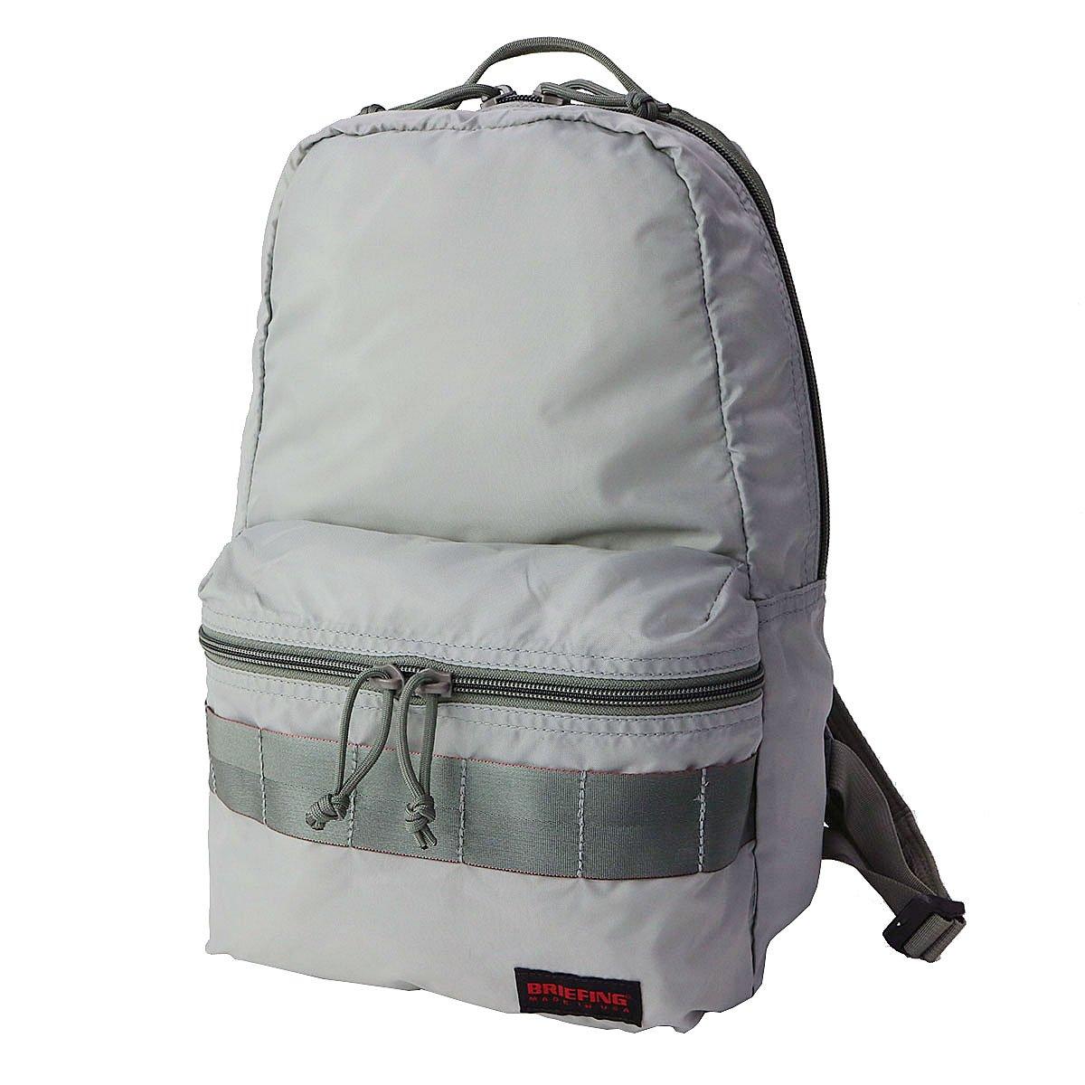 [ブリーフィング] デイパック OX LIGHT PACK S BRL354219 B01HSTIADE シルバー(006) シルバー(006)