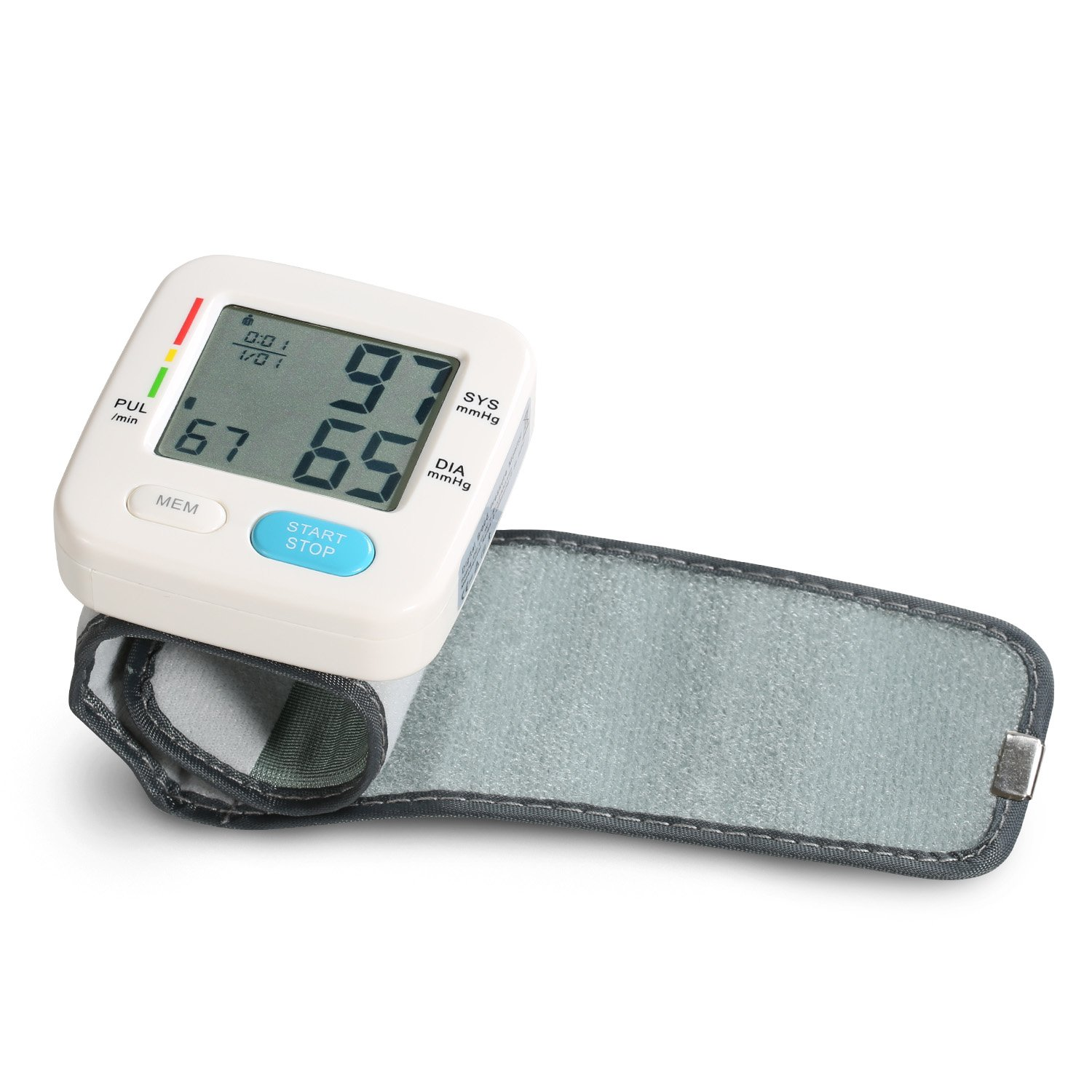 Euph Wrist Blood Pressure Monitor