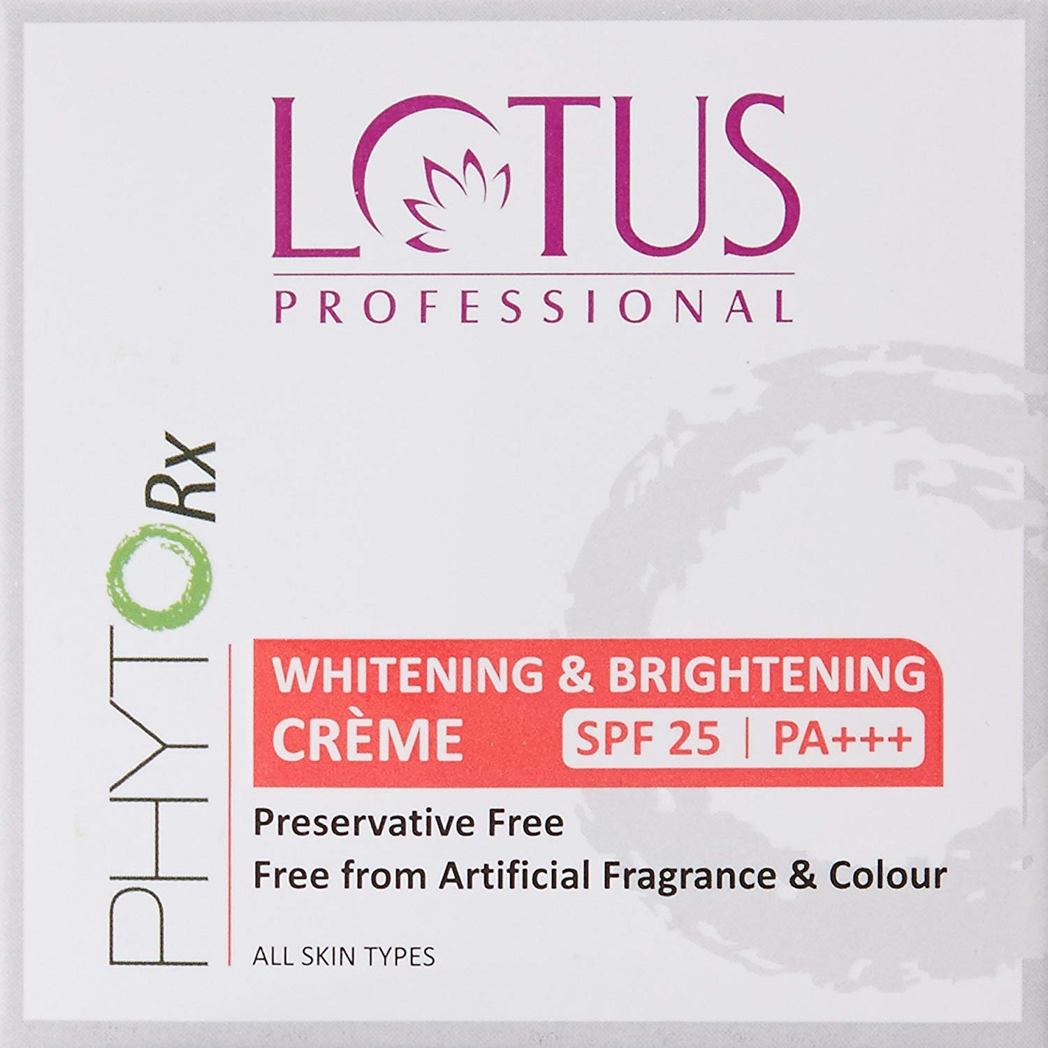 Lotus Professional Phyto Rx Whitening And Brightening Night Creme-2