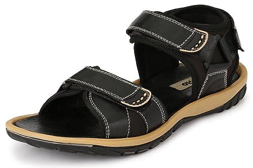 45718c5ff4e7 Afrojack men s jaguar synthetic leather sandals (8