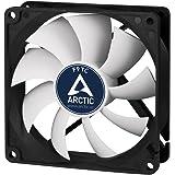ARCTIC F9 TC - Temperature-Controlled 92 mm Case Fan   Standard Case Cooler   intelligent Heat Detector regulates RPM   Push- or Pull Configuration