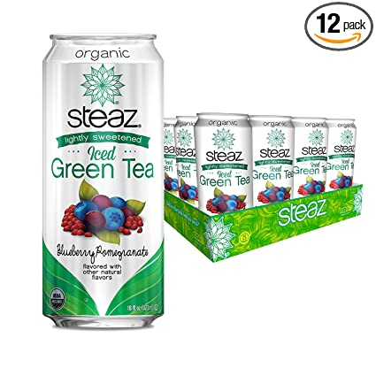 Image result for blueberry tea in can