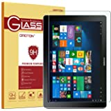 OMOTON Samsung Galaxy Book 12'' Screen Protector, Tempered Glass Screen Protector with [9H Hardness][Bubble-Free Installation] [Anti-Scratch] [Easily-Install] For Samsung Galaxy Book, 12 Inch