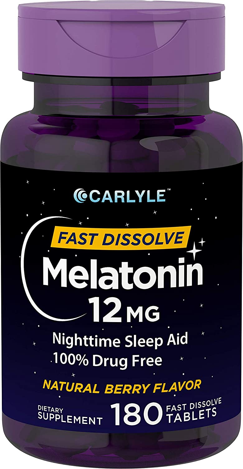The Melatonin Supplement travel product recommended by Derek Remer on Lifney.