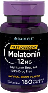 Amazon.com: Nature Made Melatonin 3mg Tablets, 240 Count for ...
