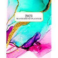 2021 Mastermind Planner: 2021 Weekly & Monthly Planner for January 2021 - December 2021, MONDAY - SUNDAY WEEK + To Do…