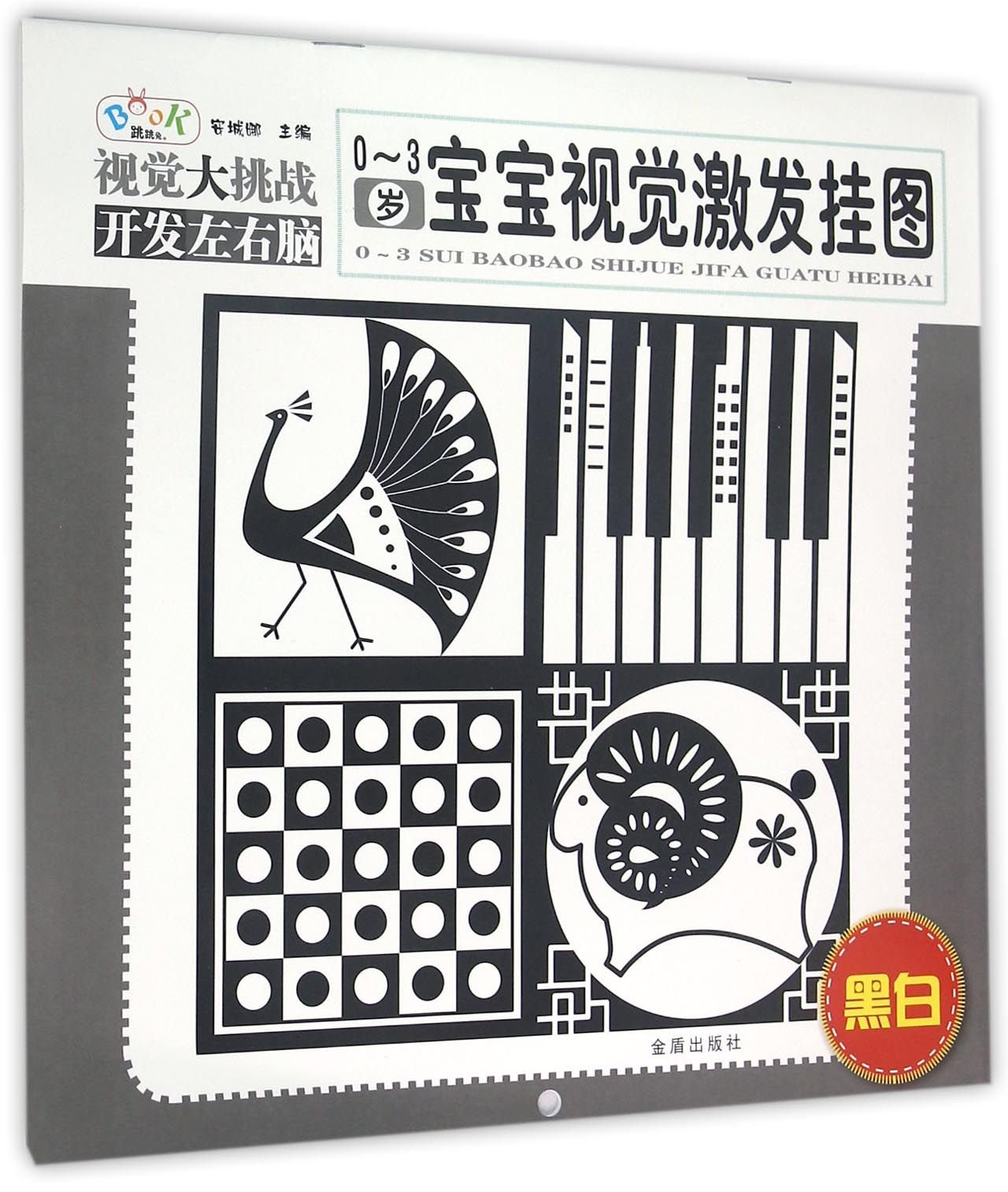 Download Visual Stimulation Picture for Babies below 3 Years Old (Chinese Edition) Text fb2 book