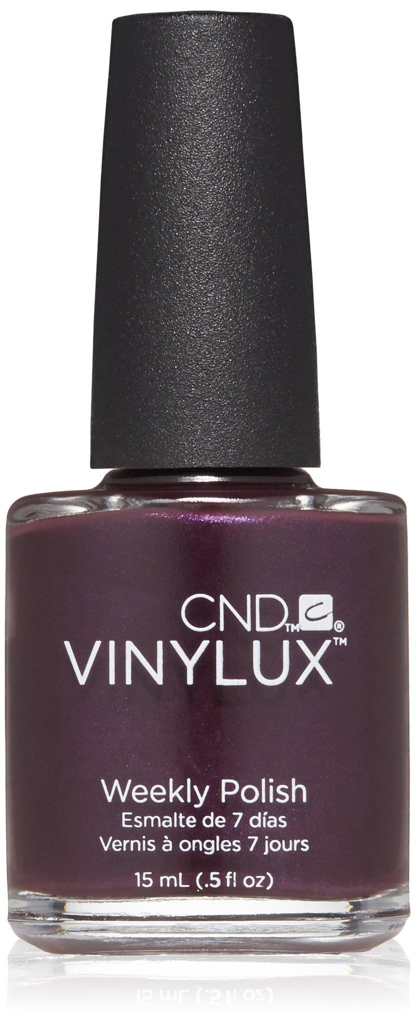 Amazon.com: CND Vinylux Weekly Nail Polish, Crimson Sash, 0.5 fl. oz.: Luxury Beauty