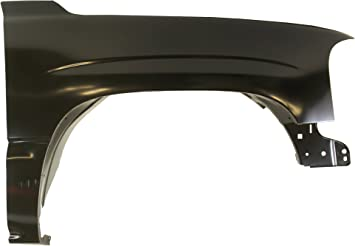 Partslink Number GM1248140 OE Replacement Chevrolet Malibu Front Driver Side Fender Inner Panel