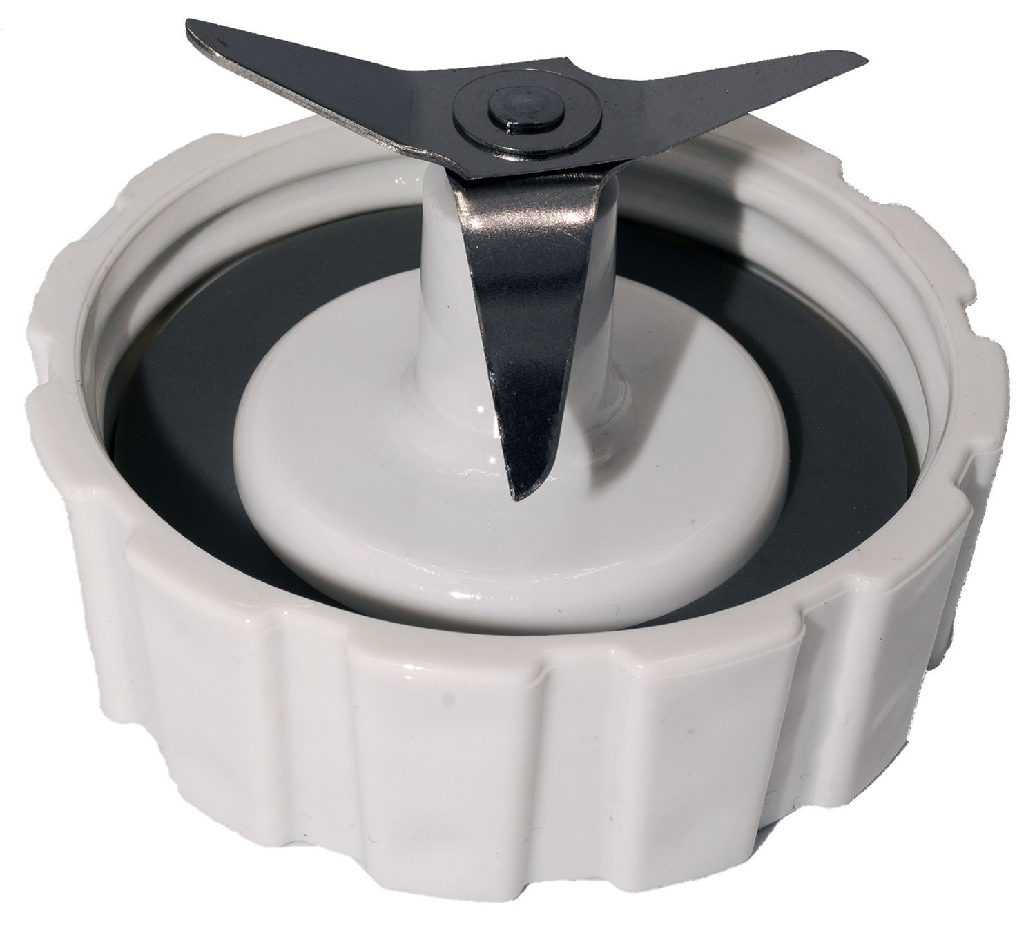 Blendin Replacement Blade With Base Bottom Cap, Sealing Gasket Compatible with Hamilton Beach Blender