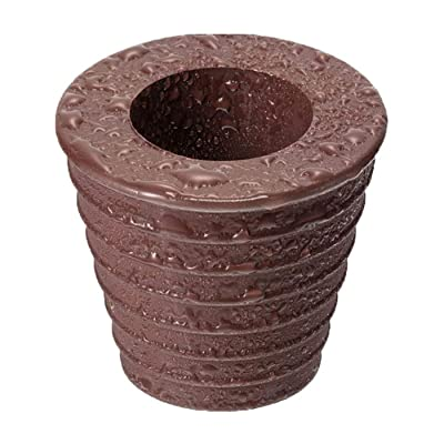 1 Pack Umbrella Cone Wedge for Patio Table Hole Opening or Parasol Base Stand 1.8 to 2.4 Inch, Umbrella Pole Diameter 1 1/2 Inch/ 38 mm(Brown) : Garden & Outdoor
