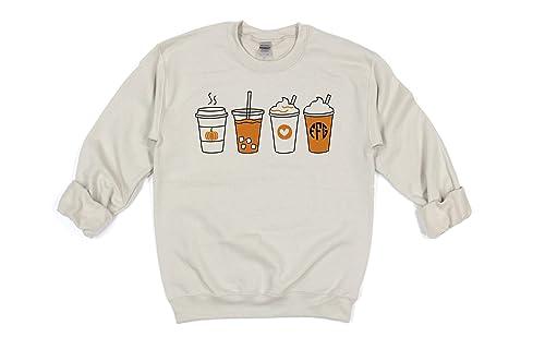 pumpkin spice sweatshirt pumpkin fall sweatshirt birthday gift for her womens hoodie fall decor fall sweatshirt womens sweatshirt