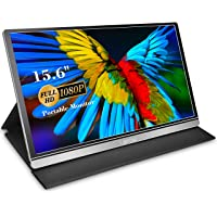 Portable Monitor - Lepow Z1-Gamut (2020) 15.6 Inch FHD 1080P High Color Gamut Computer Display USB C Eye Care Screen…