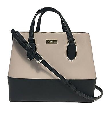 f903ab2f2a Kate Spade New York Laurel Way Evangelie Saffiano Leather Shoulder Bag  Handbag