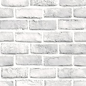 Buy Sacow 3d Brick Wall Stickers 3d White Brick Self Adhesive Wallpaper Removable Waterproof Art Wall Tiles For Tv Walls Sofa Background Wall Decorï ˆ45ã 45cm 45 45cm Online At Low Prices In India Amazon In