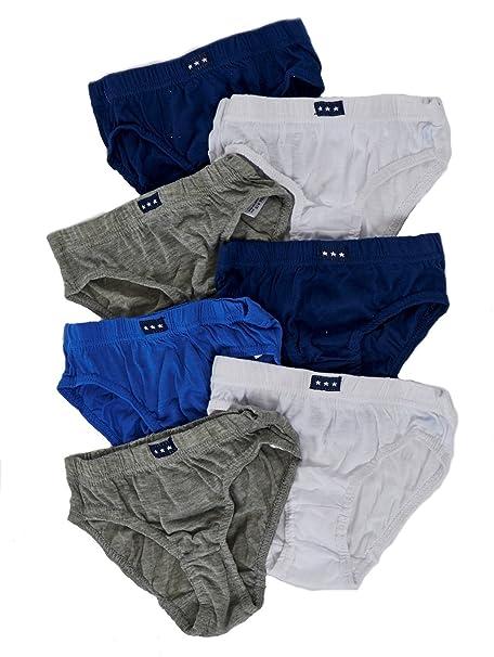TeddyTs Niño Súper Suave Colorido Calzoncillos Algodón Conjunto De Pantalón (7 Par Multipack): Amazon.es: Ropa y accesorios