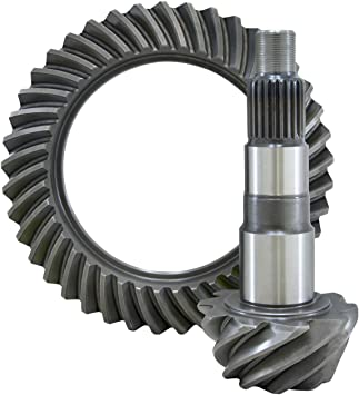 Yukon Gear /& Axle High Performance Ring /& Pinion Gear Set for AMC Model 35 IFS Reverse Rotation Differential YG M35R-456R