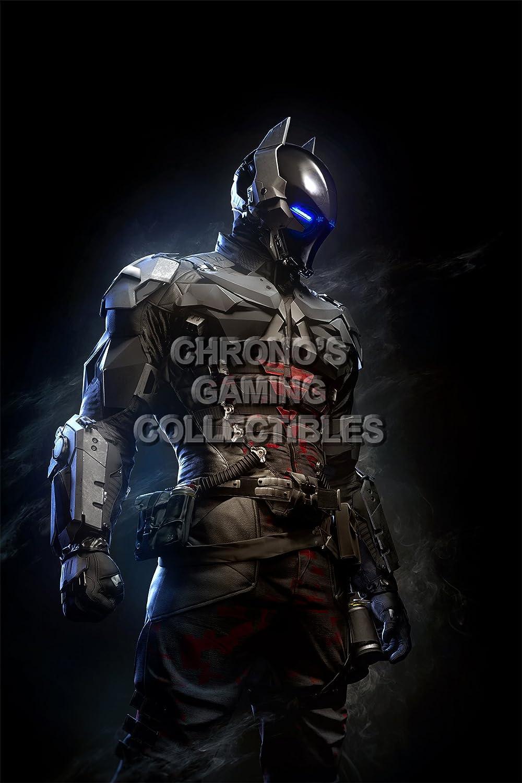 Batman CGC Enorme Cartel Arkham Caballero PS4 - Xbox One ...