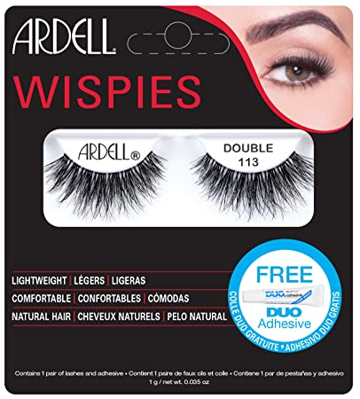 0d147545d22 Amazon.com : Ardell Double Up Wispies 113 : Beauty