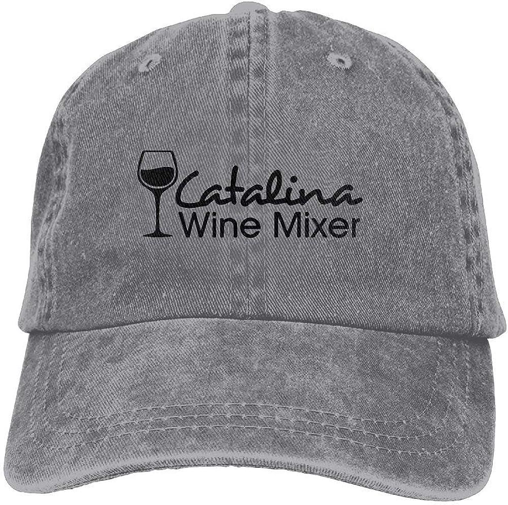 TosaWCAP Catalina Wine Mixer Vintage Cowboy Baseball Caps Trucker Hats