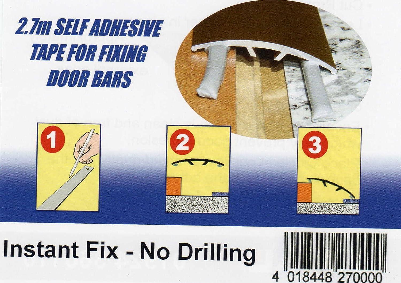 Dural Self Adhesive Tape For Fixing Door Thresholds Doorbars by DURAL