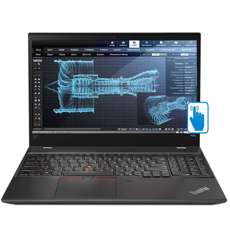 Lenovo ThinkPad P52s 15.6