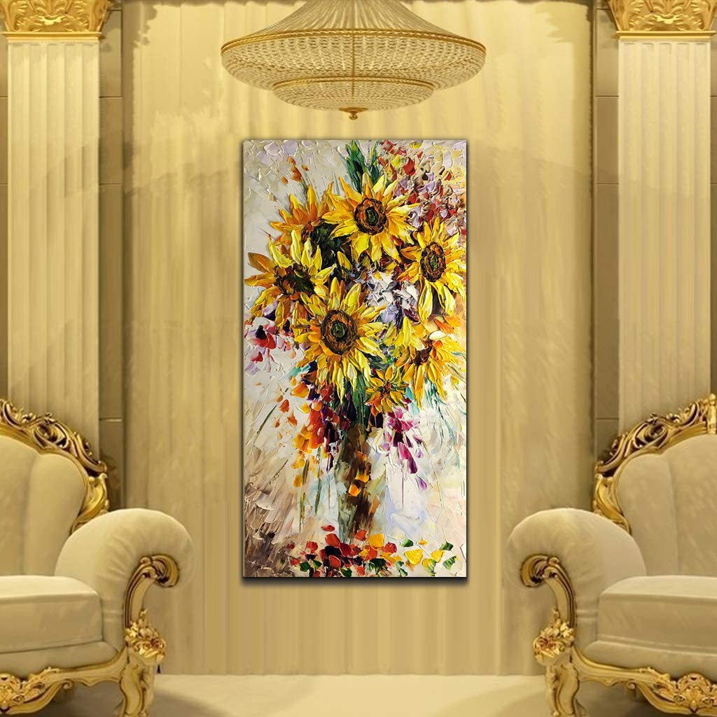 V-inspire Oil Painting