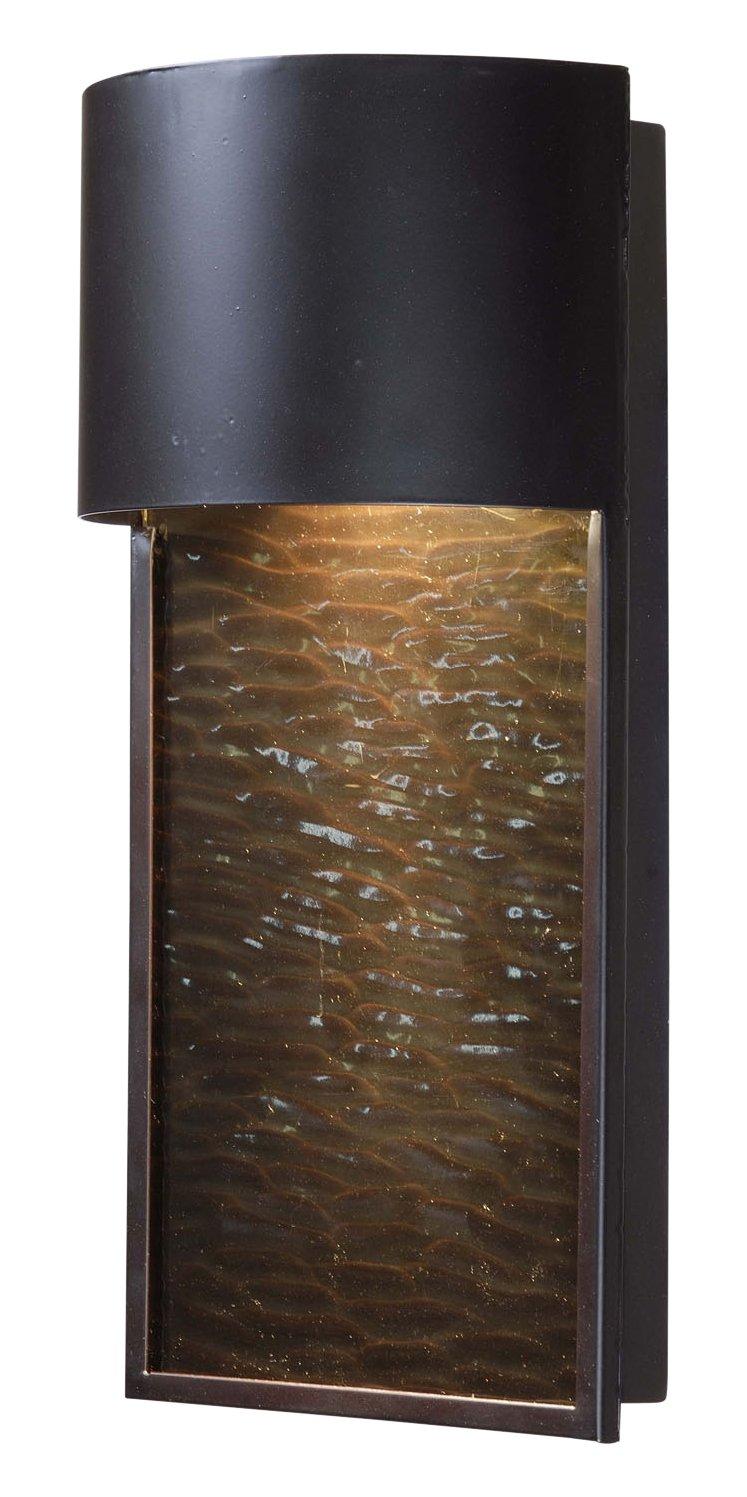 Kenroy Home 93546ORB Fall 1-Light Dark Sky Lantern